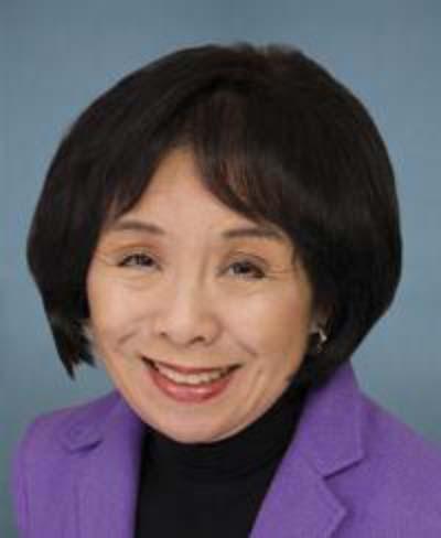 Portrait of Doris Matsui