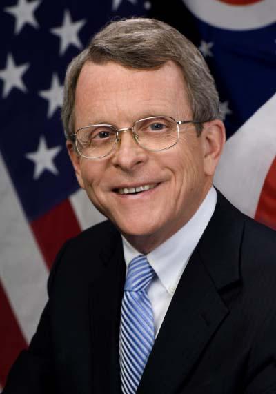 Portrait of Mike DeWine