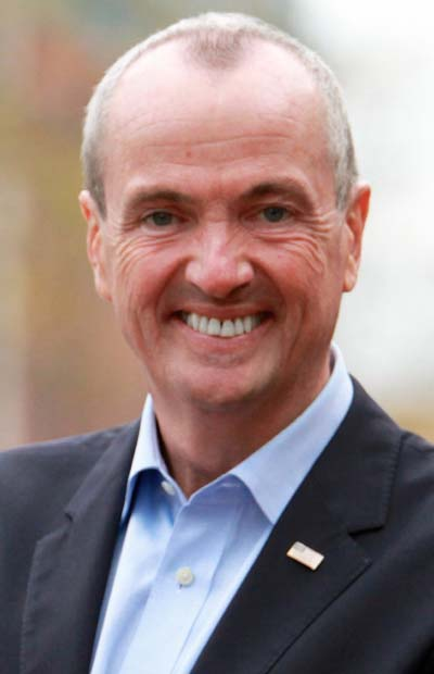 Portrait of Phil Murphy